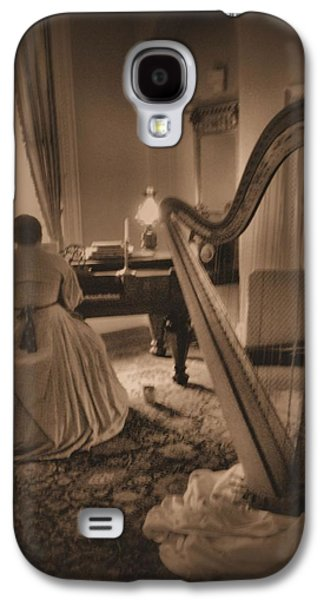 Pianist Photographs Galaxy S4 Cases - The Good Old Days Galaxy S4 Case by Dan Sproul