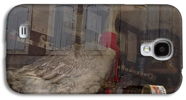 Cathar Country Galaxy S4 Cases - The Humorous Goose Galaxy S4 Case by France  Art