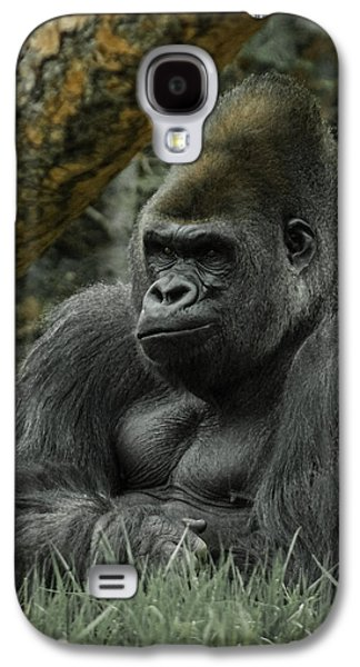 Gorilla Digital Galaxy S4 Cases - The Gorilla 3 Galaxy S4 Case by Ernie Echols
