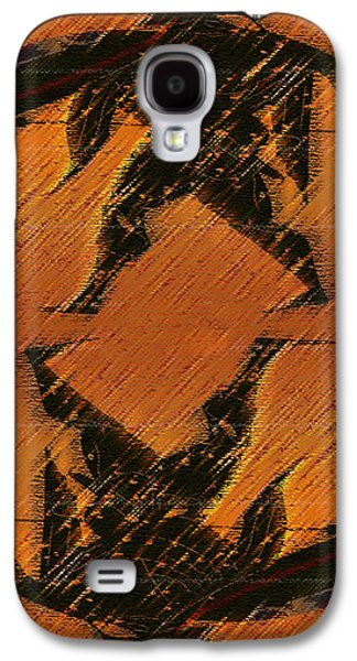 Greek Icon Paintings Galaxy S4 Cases - The Greeks Galaxy S4 Case by Gottfried In Berlin