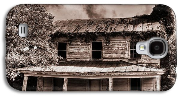 The Haunted House Galaxy S4 Cases - The Haunt Galaxy S4 Case by Shannon Louder