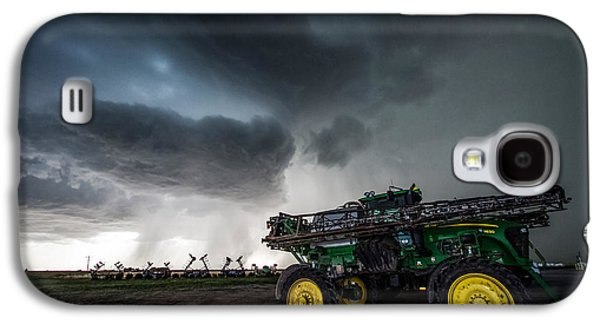 Machinery Galaxy S4 Cases - The Heartland Galaxy S4 Case by Sean Ramsey