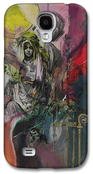 The High Priestess Galaxy S4 Case by Corporate Art Task Force