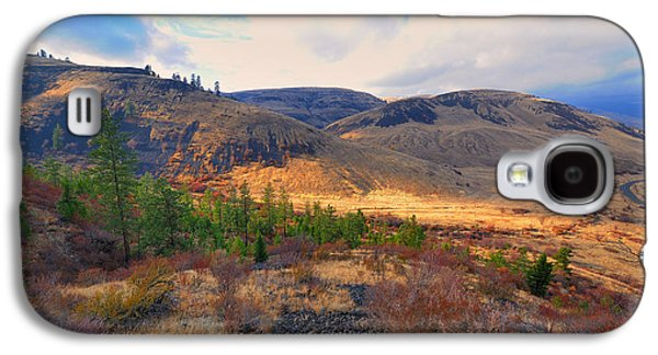 Terra Firma Galaxy S4 Cases - The Hills Galaxy S4 Case by Gary Silverstein