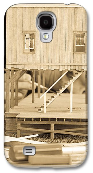Doll Galaxy S4 Cases - The Hobbyist Galaxy S4 Case by Edward Fielding