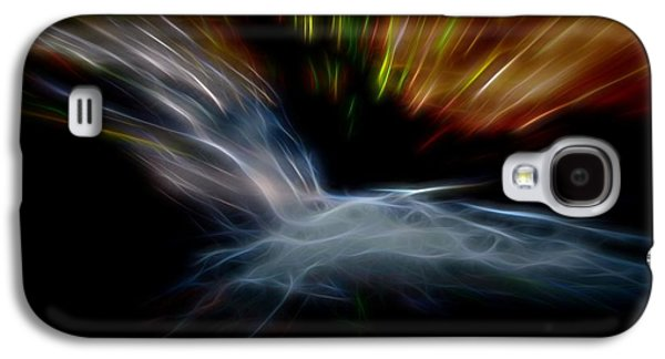 Spiritualism Galaxy S4 Cases - The Holy Spirit Galaxy S4 Case by Dan Sproul