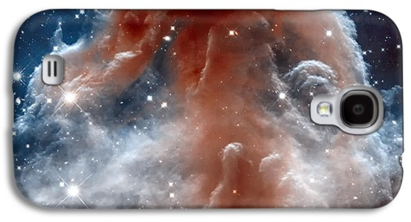 Jet Star Galaxy S4 Cases - The horsehead Nebula Galaxy S4 Case by Eti Reid