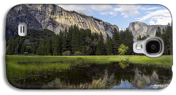 Snow Melt Galaxy S4 Cases - The Hunt Galaxy S4 Case by Sean Foster