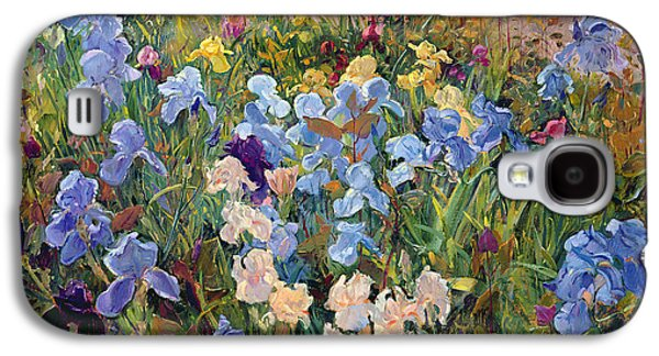 The Iris Bed Galaxy S4 Case by Timothy Easton
