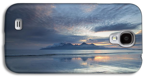 Inner Self Galaxy S4 Cases - The Isle of Rhum Galaxy S4 Case by John Potter