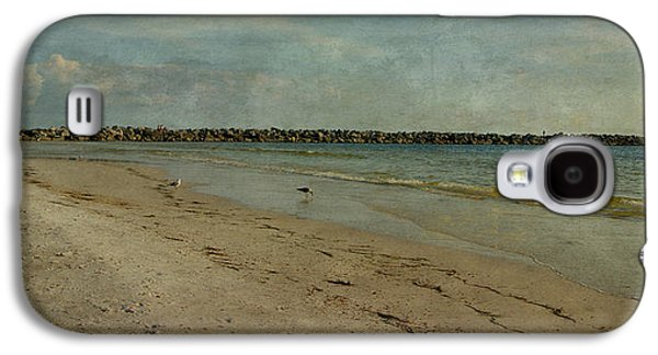 Panama City Beach Galaxy S4 Cases - The Jetty Galaxy S4 Case by Sandy Keeton