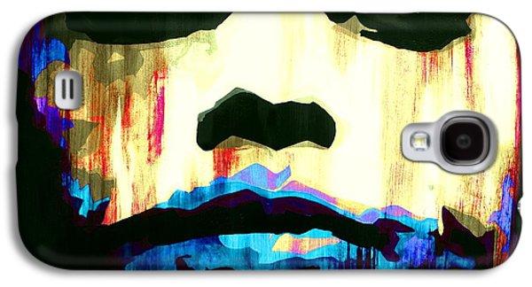 The Joker Why So Serious Galaxy S4 Case by Brad Jensen