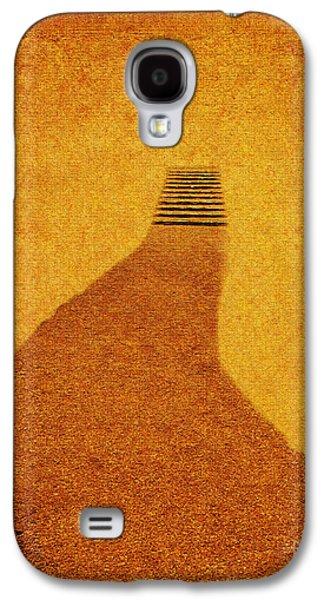 Mystifying Galaxy S4 Cases - The Journey Galaxy S4 Case by Carol F Austin