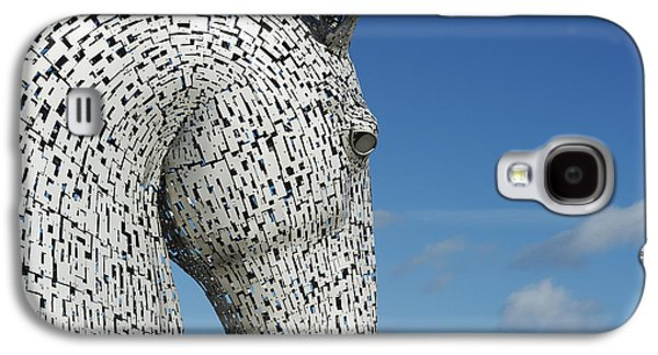 Helix Galaxy S4 Cases - The Kelpies Galaxy S4 Case by Tim Gainey