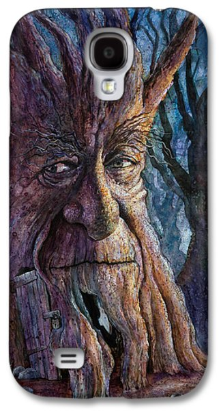 The Key Galaxy S4 Case by Frank Robert Dixon