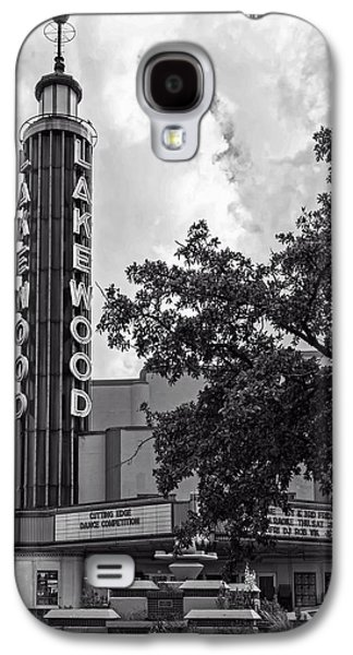 Historical Pictures Galaxy S4 Cases - The Lakewood Theatre of Dallas Galaxy S4 Case by Mountain Dreams