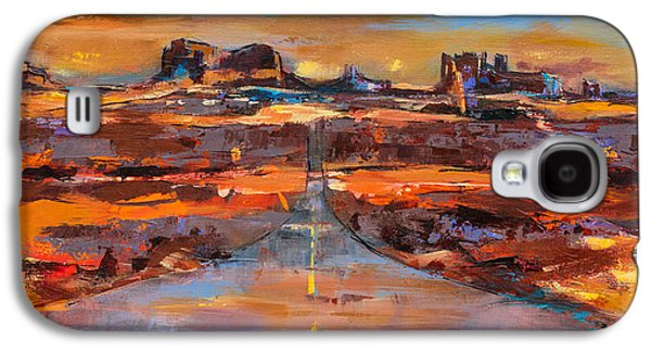 The Land Of Rock Towers Galaxy S4 Case by Elise Palmigiani