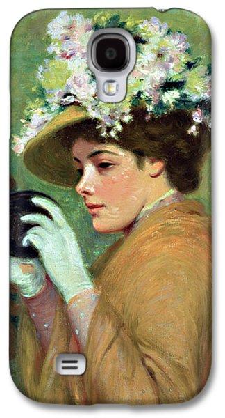 Gloves Galaxy S4 Cases - The Last Glance Galaxy S4 Case by Federigo Zandomeneghi