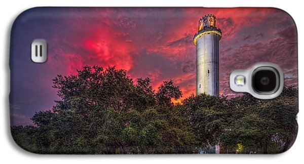 Summer Storm Galaxy S4 Cases - The Last Shot Galaxy S4 Case by Marvin Spates