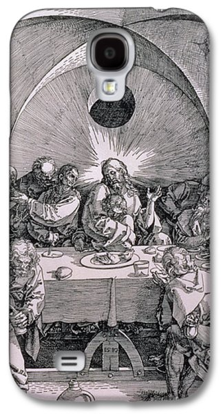 The Last Supper From The 'great Passion' Series Galaxy S4 Case by Albrecht Duerer