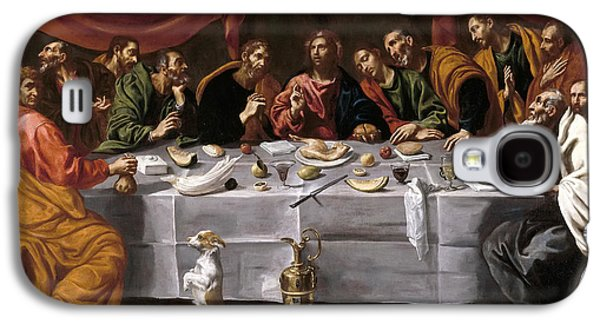 Last Supper Galaxy S4 Cases - The Last Supper Galaxy S4 Case by Luis Tristan de Escamilla