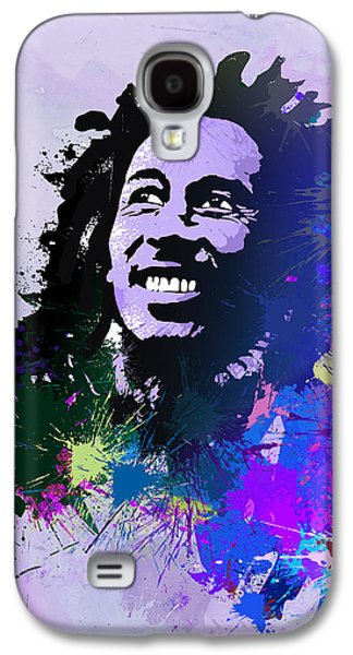 Slaves Galaxy S4 Cases - The Legend Galaxy S4 Case by Anthony Mwangi