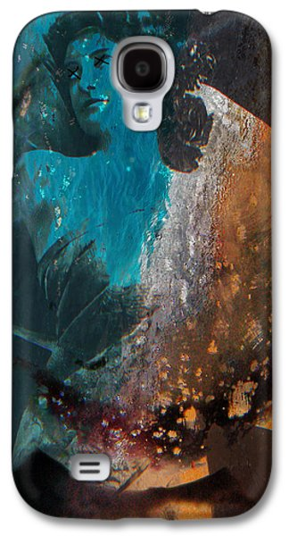 Mix Medium Galaxy S4 Cases - The Libra Room  Galaxy S4 Case by Jerry Cordeiro