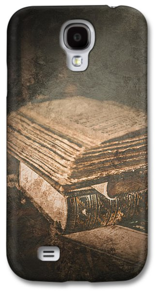 Ancient Galaxy S4 Cases - The Light of Knowledge Galaxy S4 Case by Loriental Photography