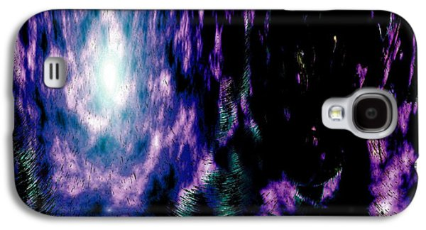 Inner Self Galaxy S4 Cases - The Light Within Galaxy S4 Case by Annie Zeno