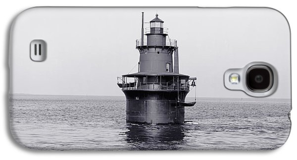 Navigation Galaxy S4 Cases - The Lighthouse Circa 1906 Galaxy S4 Case by Aged Pixel