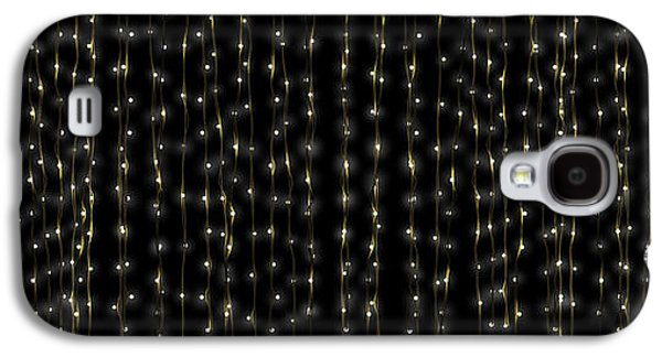 Light Galaxy S4 Cases - The Lights Of Fairies Galaxy S4 Case by Allan Swart