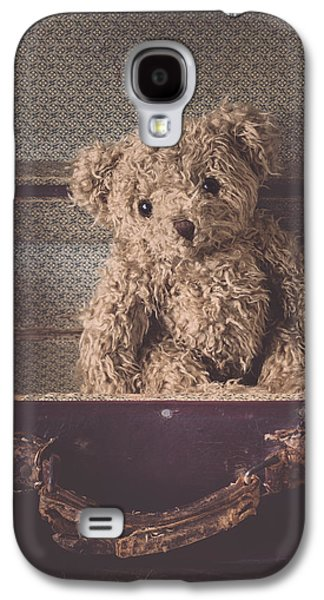 Sadness Galaxy S4 Cases - The Little Vagabond Galaxy S4 Case by Amy Weiss
