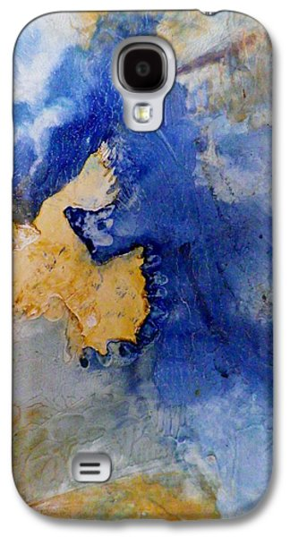 Boardroom Mixed Media Galaxy S4 Cases - The Lone Dove Galaxy S4 Case by David Raderstorf