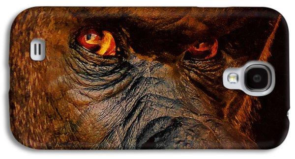 Gorilla Digital Galaxy S4 Cases - The Look 2 Galaxy S4 Case by Ernie Echols