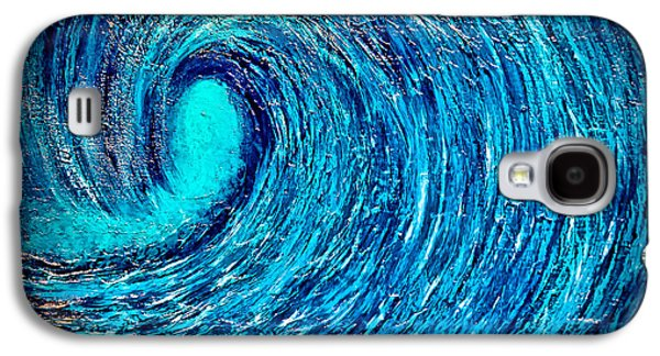Angel Mermaids Ocean Galaxy S4 Cases - The Love Tunnel Galaxy S4 Case by Donna Murray