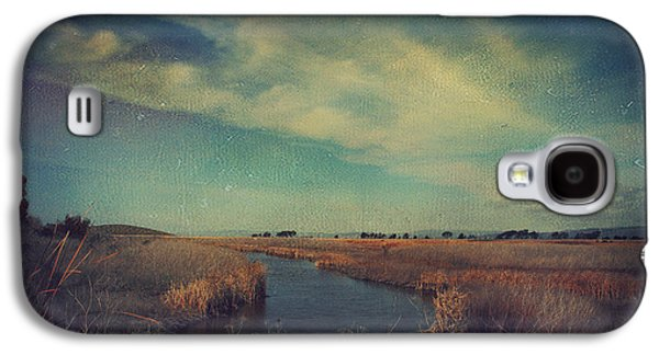 Wetlands Galaxy S4 Cases - The Love We Give Galaxy S4 Case by Laurie Search