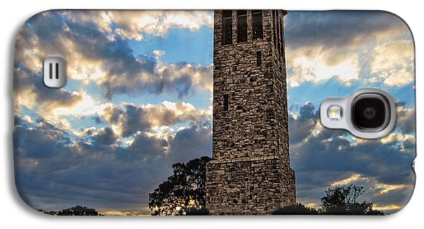 Landmarks Photographs Galaxy S4 Cases - The Luray Singing Tower Galaxy S4 Case by Lara Ellis