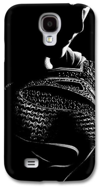 The Man Of Steel Galaxy S4 Case by Kayleigh Semeniuk