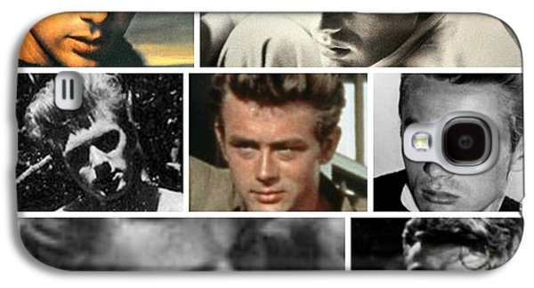 1955 Movies Photographs Galaxy S4 Cases - James Dean The Many Faces Galaxy S4 Case by Jay Milo