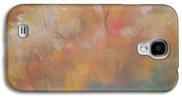 Abstract Landscape Galaxy S4 Cases - The Meeting Place Galaxy S4 Case by Frederick Lyle Morris