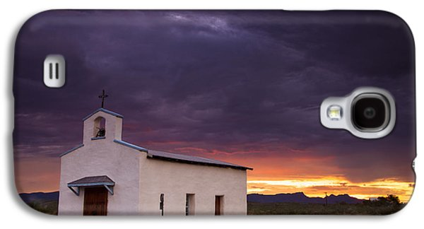 Recently Sold -  - Landscapes Photographs Galaxy S4 Cases - The Mission Trail Galaxy S4 Case by Aaron S Bedell