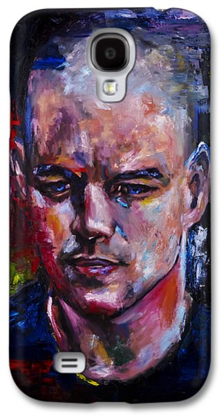 Young Man Galaxy S4 Cases - The Moment Galaxy S4 Case by Mark Courage