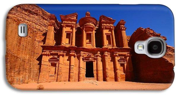 Jordan Photographs Galaxy S4 Cases - The Monastery Galaxy S4 Case by FireFlux Studios