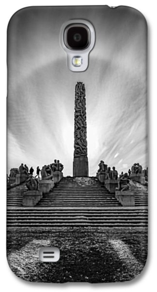Monolith Galaxy S4 Cases - The Monolith Galaxy S4 Case by Erik Brede