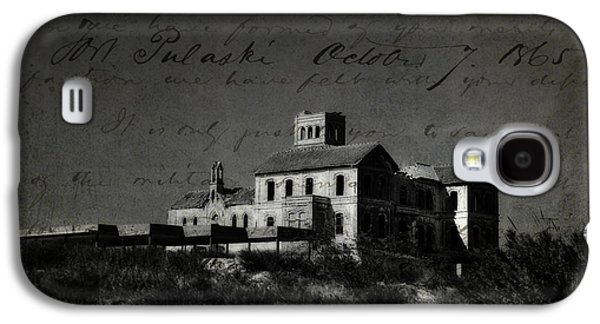 The Haunted House Galaxy S4 Cases - The Most Haunted House in Spain. Casa Encantada. Welcome to the Hell Galaxy S4 Case by Jenny Rainbow