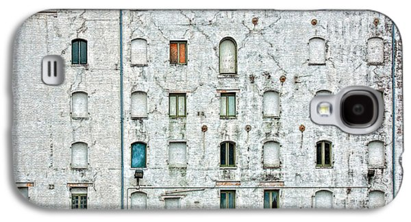 Architecture Metal Prints Galaxy S4 Cases - The Need To Be Different Galaxy S4 Case by Steve Harrington