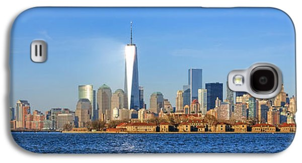 Trade Galaxy S4 Cases - The New Manhattan Galaxy S4 Case by Olivier Le Queinec