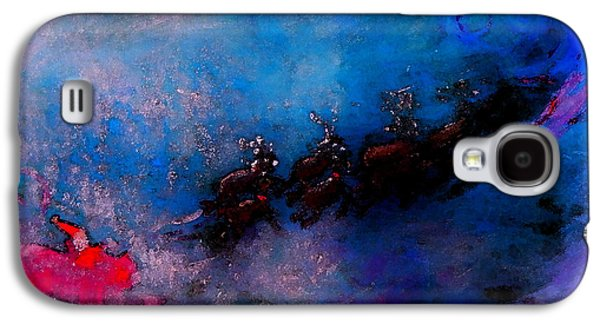 Vixen Digital Galaxy S4 Cases - The Night Before Galaxy S4 Case by Lisa Kaiser