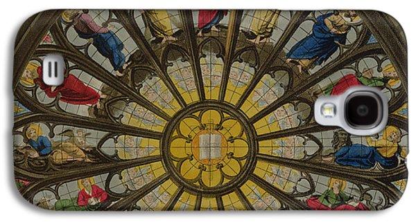 The North Window Galaxy S4 Case by William Johnstone White