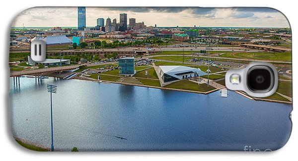 The Oklahoma River Galaxy S4 Case by Cooper Ross